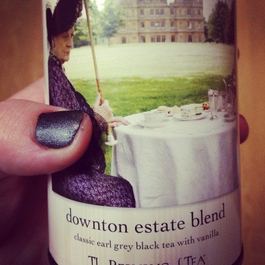 Downton Abbey Estate Tea Blend